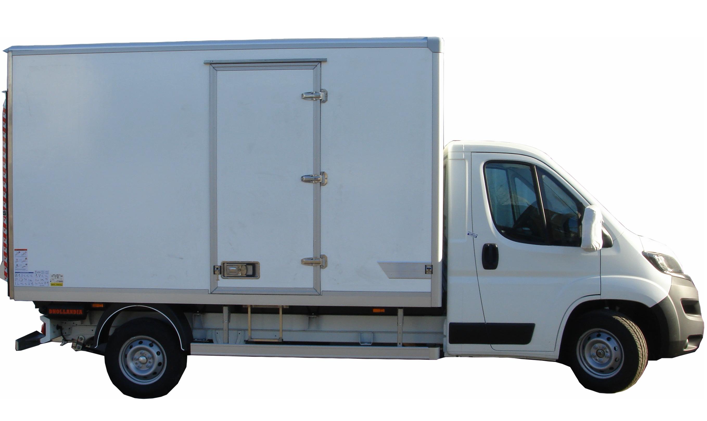 Кузов промтоварный фургон