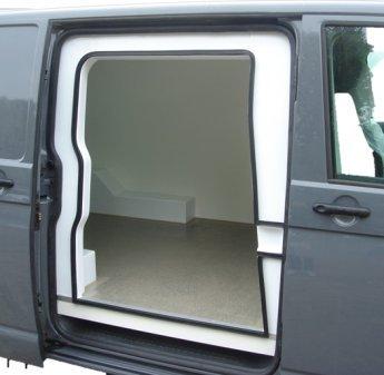 Термоизоляция VW T6